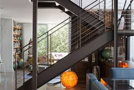 custom stairs u2013 pitzer construction