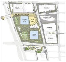 world trade center site plan