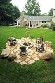 Simple Backyard Landscapes Backyard Landscape Ideas Pinterest Small Backyard Landscaping