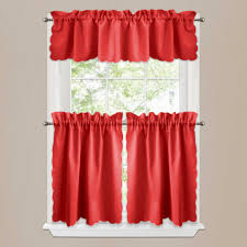 modern window valance pretty modern marvelous orange jcpenney kitchen curtains charming cotton