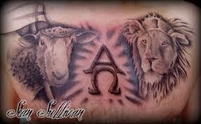 alpha omega by sean sullivan tattoonow