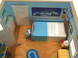 Toy Story Andys Bedroom Andy U0027s Room Diorama Toy Story 3 Papercraft Models And