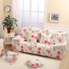 Sofa Loveseat Covers by Floral Loveseat Slipcovers Amazon Com