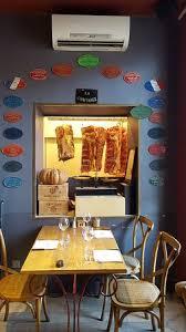 chambre froide restaurant il s agit d une vision sur la chambre froide picture of la table
