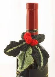 pattern for wine bottle holder gift presentation knitting patterns in the loop knitting