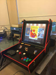 how to make an arcade cabinet forums custom twoplayer ultimate home custom arcade cabinet