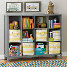 Bookshelf And Toy Box Combo Kids Bookcases U0026 Bookshelves The Land Of Nod