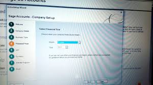 how to create a new company sage support sage accounts 50