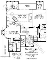 tide water cottage house plan house plans by garrell associates