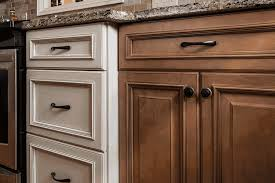 two tone kitchen cabinets brown trend alert two color kitchen cabinets