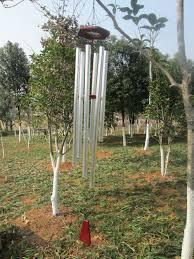 aliexpress buy amazing wood metal garden ornaments 6 bells