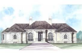 one mediterranean house plans eplans mediterranean house plan grand one 2588 square