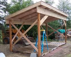 open shed designs plans diy wood lets house plans 31354