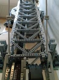 lego technic bucket wheel excavator bucket wheel excavator technic brick constructions
