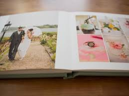 wedding photo album ideas coffee table wedding album 114 crozier photography leather a thippo