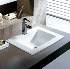 bathroom sinks and faucets ideas ingenious inspiration ideas square bathroom sinks amazing vessel