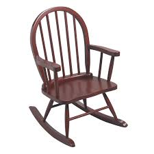 Infant Toddler Rocking Chair Gift Mark Childrens 3700 Rocking Chair White Hayneedle