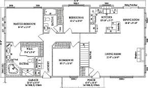 Ranch Floor Plans Super Design Ideas Open Concept Floor Plans For Ranch Homes 5 Plan