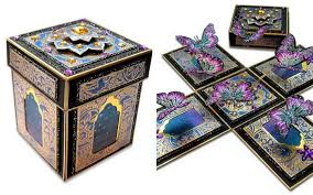 box wedding invitations unique indian wedding invitation boxes that wow wedmegood