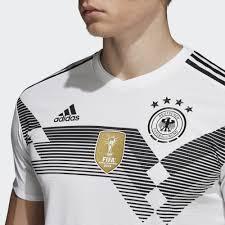 German Flag Shirt Germany 2018 World Cup Adidas Home Kit 17 18 Kits Football