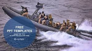 military boats patrolling powerpoint templates
