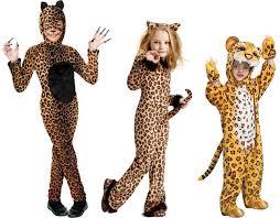 Kids Cheetah Halloween Costume Cheetah Costumes Costumes Fc