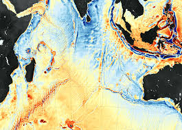 Map Of Pine Island Florida by New Seafloor Map Helps Scientists Find New Features Nasa