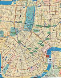 Street Map Of New Orleans by French Creole Early Creole Homes