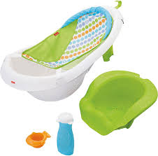 Baby Bath Tub With Shower Amazon Com Fisher Price 4 In 1 Sling N Seat Tub Multi Color