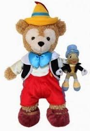 duffy clothes disney duffy clothes pinocchio costume with jiminy