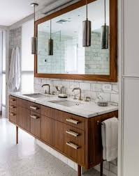Mid Century Modern Bathroom 37 Amazing Mid Century Modern Bathrooms To Soak Your Senses