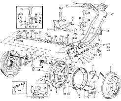 ford 3000 gas brake stiff u0026 clutch shaft leak