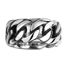 fashion rings men images Gothic style men 39 s fashion ring watch shop jpg