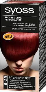 Sho Syoss syoss 5 29 hair dye level 3 co uk