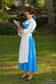 Halloween Costume Belle Belle Reading Mandyneko Disney Princess Belle