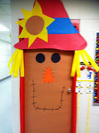 backyards classroom door ideas for fall design themes easy