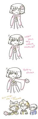 Hold My Flower Meme - hold my flower by sparxpunx on deviantart