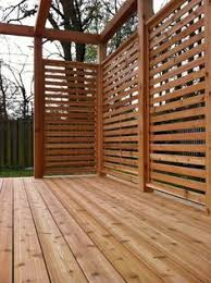 Privacy Screens For Backyards by Outdoor Privacy Panels And Privacy Screens Redwood Lattice