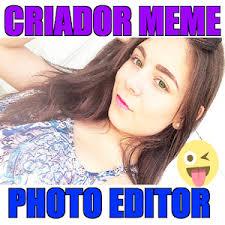 Editor De Memes - criador de meme foto editor texto carinhas na foto android apps