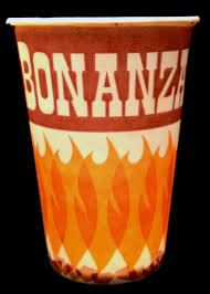 halloween dixie cups neato coolville two old fast food cups colonel dixie u0026 bonanza