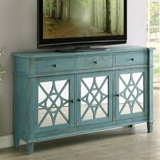 Chinese Credenza Mirrored Sideboard U0026 Buffet Tables You U0027ll Love Wayfair
