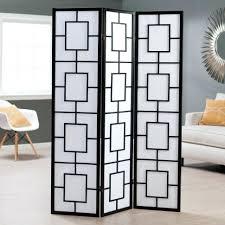 curtain room dividers diy bamboo room divider diy black 3panel room divider awesome lemnul