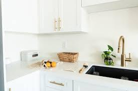 spray paint kitchen cabinets diy diy brass painted kitchen hardware lavender julep