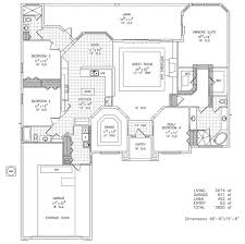 Custom Home Plan Killarney Custom Home Floor Plan Palm Coast And Flagler Beach Fl