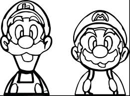 coloring pages mario brothers coloring pages super mario bros