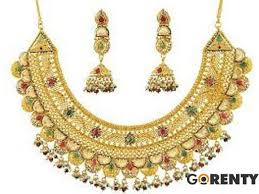 bridal sets for rent bridal jewellery sets on rent jaipur gorenty post free rent