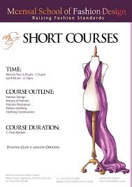 Fashion Designer Education Requirements Mcensal Of Fashion Design On Behance