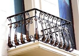 factory made wrought iron balcony railing fence windows windows