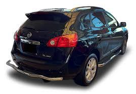 nissan rogue rear bumper product rsni 541 61 accessories broadfeet