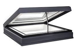 ecogard flat rooflights flat roof skylights lonsdale metal
